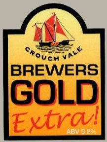 CROUCH VALE  Brewers Gold Extra
